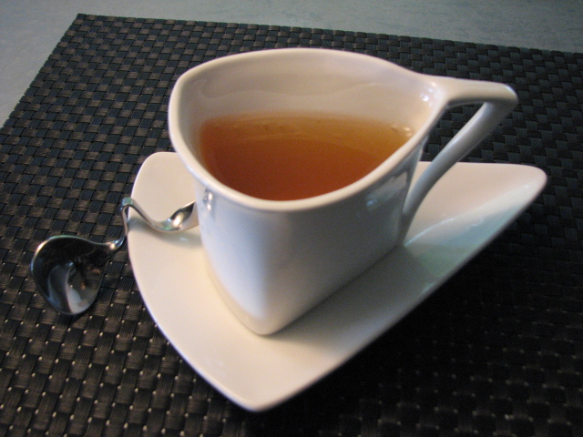 My Cup of Tea - by Angela Josephine, post about serenity, redemption and trust